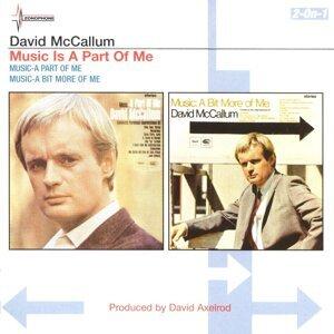 David McCallum 歌手頭像