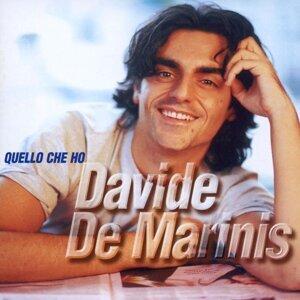 Davide De Marinis 歌手頭像