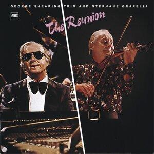 Stéphane Grapelli & George Shearing Trio 歌手頭像