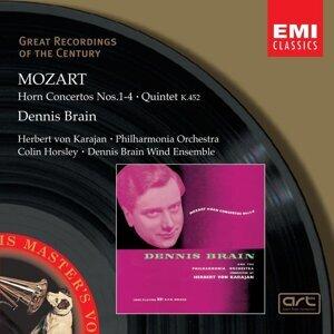 Dennis Brain/Philharmonia Orchestra/Herbert von Karajan