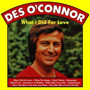 Des O'Connor