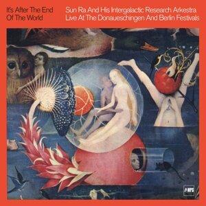 Sun Ra And His Intergalactic Research Arkestra 歌手頭像