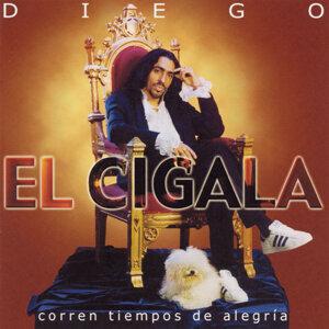 """Dieguito """"el Cigala"""" 歌手頭像"""