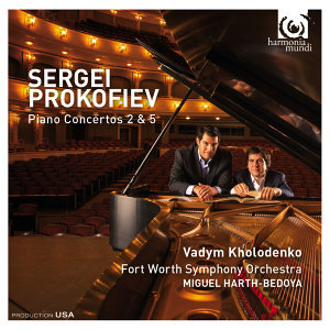 Vadym Kholodenko, Miguel Harth-Bedoya, Fort Worth Symphony Orchestra 歌手頭像