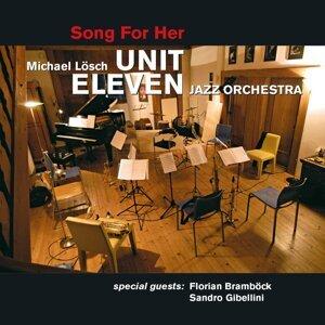 Michael Lösch Unit Eleven Jazz Orchestra 歌手頭像