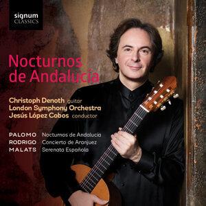 Christoph Denoth, London Symphony Orchestra, Jesús López Cobos 歌手頭像