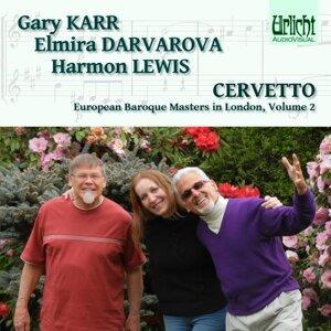 Gary Karr, Elmira Darvarova & Harmon Lewis 歌手頭像