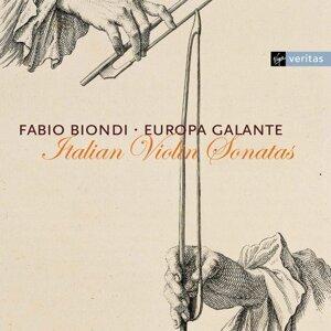 Europa Galante/Fabio Biondi/Maurizio Naddeo/Giangiacomo Pinardi/Sergio Ciomei 歌手頭像