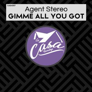 Agent Stereo 歌手頭像