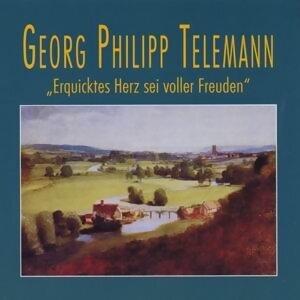 Georg Philipp Telemann: Erquicktes Herz sei voller Freuden 歌手頭像