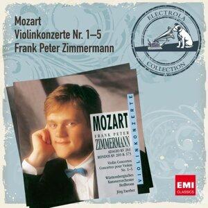 Frank Peter Zimmermann/Jörg Faerber/Württembergisches Kammerorchester Heilbronn 歌手頭像