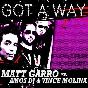 Matt Garro, Amos Dj, Vince Molina 歌手頭像