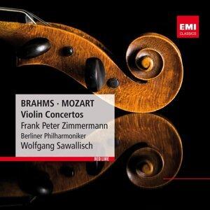Frank Peter Zimmermann/Wolfgang Sawallisch/Berliner Philharmoniker 歌手頭像