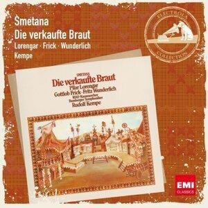 Fritz Wunderlich/Rudolf Kempe/Gottlob Frick/Pilar Lorengar 歌手頭像