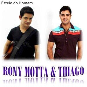 Rony Motta & Thiago 歌手頭像