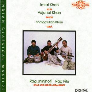Imrat Khan, Vajahat Khan, Shafaatullah Khan 歌手頭像