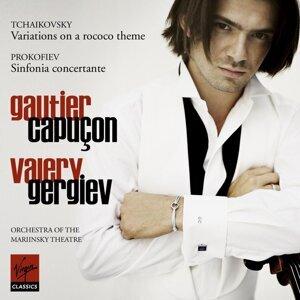 Gautier Capuçon/Mariinsky Theatre Orchestra, St Petersburg/Valery Gergiev 歌手頭像