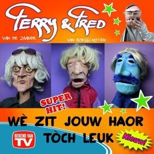 Ferry Van De Zaande, Fred Van Boesschoten 歌手頭像