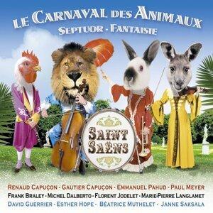 Gautier Capuçon/Renaud Capuçon/Franck Braley/Emmanuel Pahud