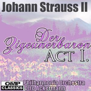 Philharmonia Orchestra, Otto Ackermann 歌手頭像