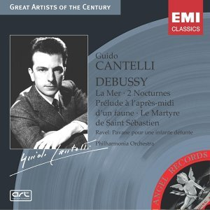 Guido Cantelli/Philharmonia Orchestra 歌手頭像