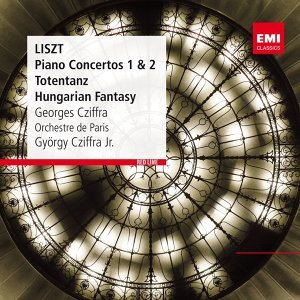 György (Georges) Cziffra/Orchestre De Paris 歌手頭像