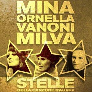 Mina, Ornella Vanoni e Milva 歌手頭像
