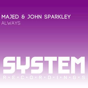 Majed, John Sparkley, Majed, John Sparkley 歌手頭像