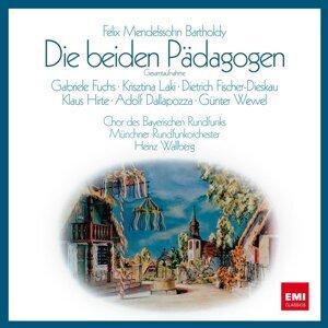 Heinz Wallberg/Krisztina Laki/Dietrich Fischer-Dieskau/Adolf Dallapozza 歌手頭像
