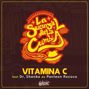 Sucursal de la Cumbia & Dr Shenka de Panteon Rococo (Featuring) 歌手頭像