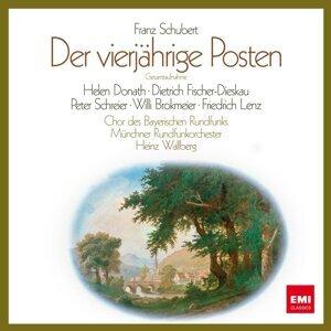 Heinz Wallberg/Helen Donath/Dietrich Fischer-Dieskau/Peter Schreier 歌手頭像