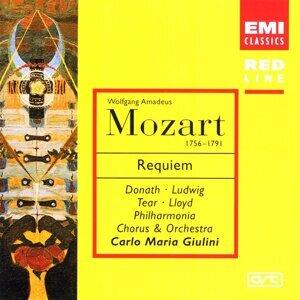 Helen Donath/Christa Ludwig/Robert Tear/Robert Lloyd/Philharmonia Chorus/Philharmonia Orchestra/Carlo Maria Giulini 歌手頭像