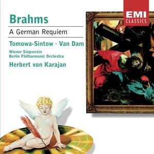 Herbert von Karajan/Anna Tomowa-Sintow/José Van Dam/Wiener Singverein/Berliner Philharmoniker 歌手頭像
