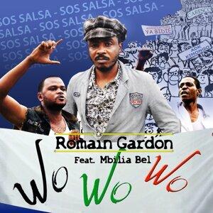 S.O.S Salsa, Romain Gardon 歌手頭像
