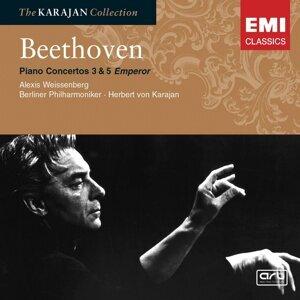Herbert von Karajan/Alexis Weissenberg/Berliner Philharmoniker 歌手頭像