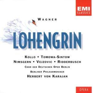 Herbert von Karajan/René Kollo/Anna Tomowa-Sintow/Dunja Vejzovic/Siegmund Nimsgern/Karl Ridderbusch/Robert Kerns/Chöre der Deutschen Oper Berlin/Berliner Philharmoniker 歌手頭像