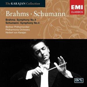 Herbert von Karajan/Berliner Philharmoniker/Philharmonia Orchestra 歌手頭像