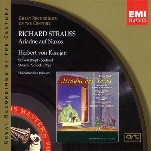 Herbert von Karajan/Philharmonia Orchestra/Elisabeth Schwarzkopf 歌手頭像