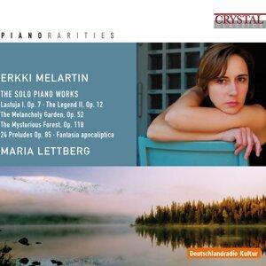 Maria Lettberg 歌手頭像