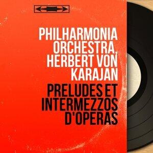 Philharmonia Orchestra, Herbert von Karajan アーティスト写真