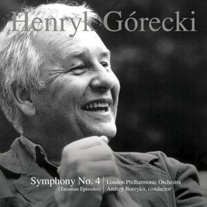 London Philharmonic Orchestra, Andrey Boreyko, Henryk Gorecki 歌手頭像