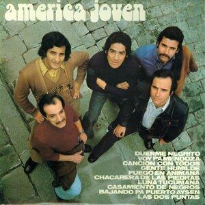 América Joven 歌手頭像