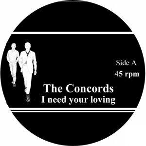 The Concords 歌手頭像