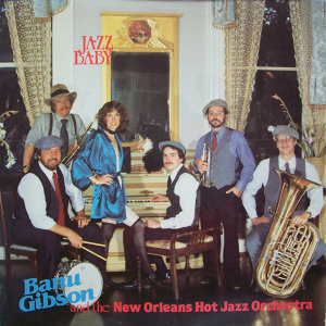 Banu Gibson, The New Orleans Hot Jazz Orchestra 歌手頭像