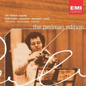 Itzhak Perlman/Orchestre de Paris/Jean Martinon/Abbey Road Ensemble/Lawrence Foster 歌手頭像