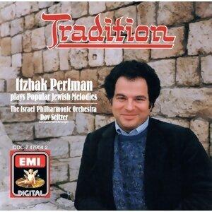 Itzhak Perlman/Israel Philharmonic Orchestra/Dov Seltzer 歌手頭像