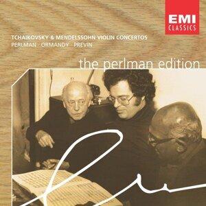 Itzhak Perlman/Philadelphia Orchestra/Eugene Ormandy/London Symphony Orchestra/André Previn 歌手頭像