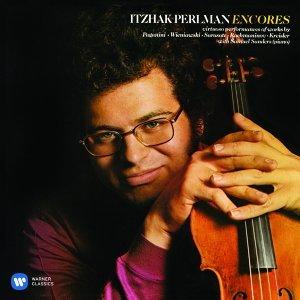 Itzhak Perlman/Samuel Sanders (帕爾曼〈小提琴〉桑德斯〈鋼琴〉)