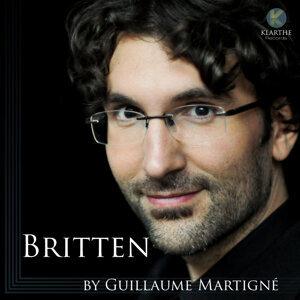 Guillaume Martigné 歌手頭像
