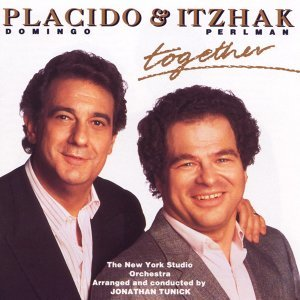 Itzhak Perlman/Placido Domingo/New York Studio Orchestra/Jonathan Tunick 歌手頭像